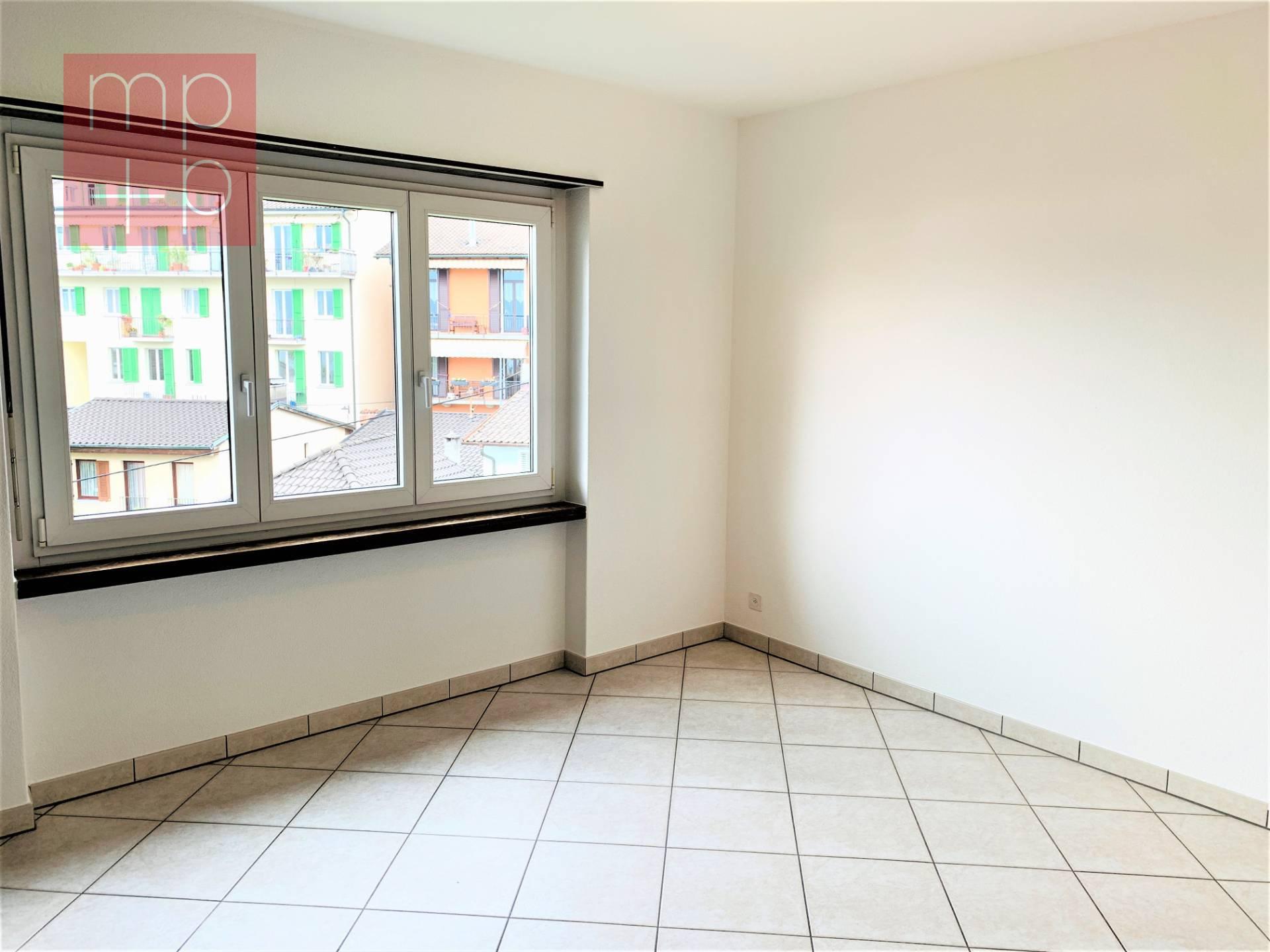 Affitto: appartamento con bella vista sul Lago Ceresio