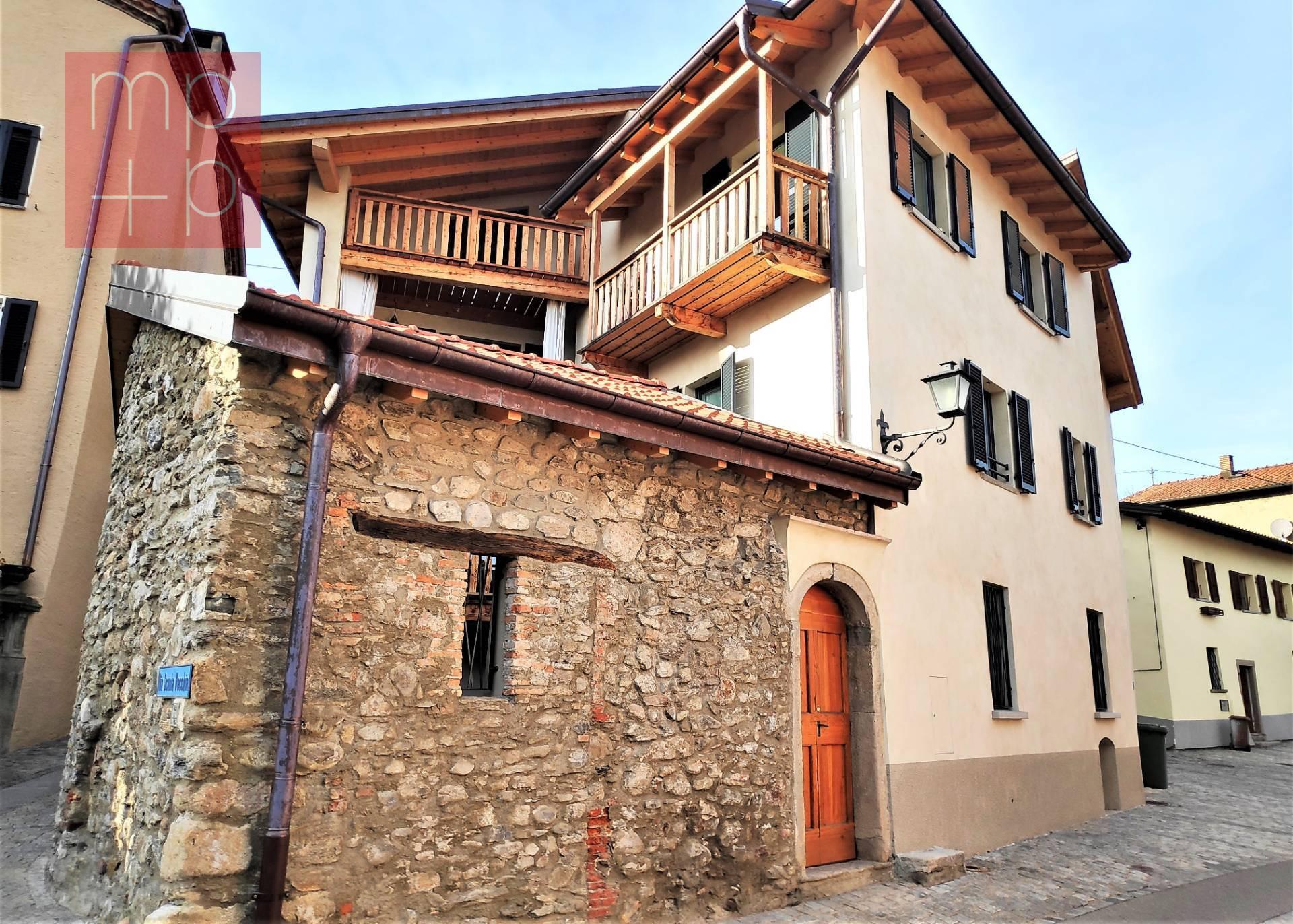 Affitto: bello e ampio appartamento con balcone