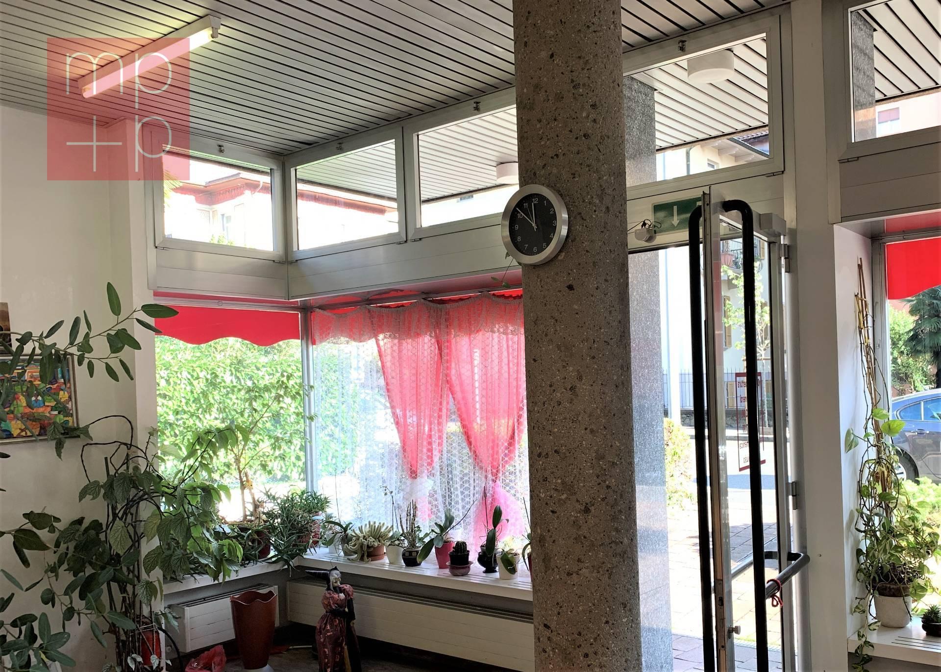 Negozio con Vetrina in Vendita a Lugano