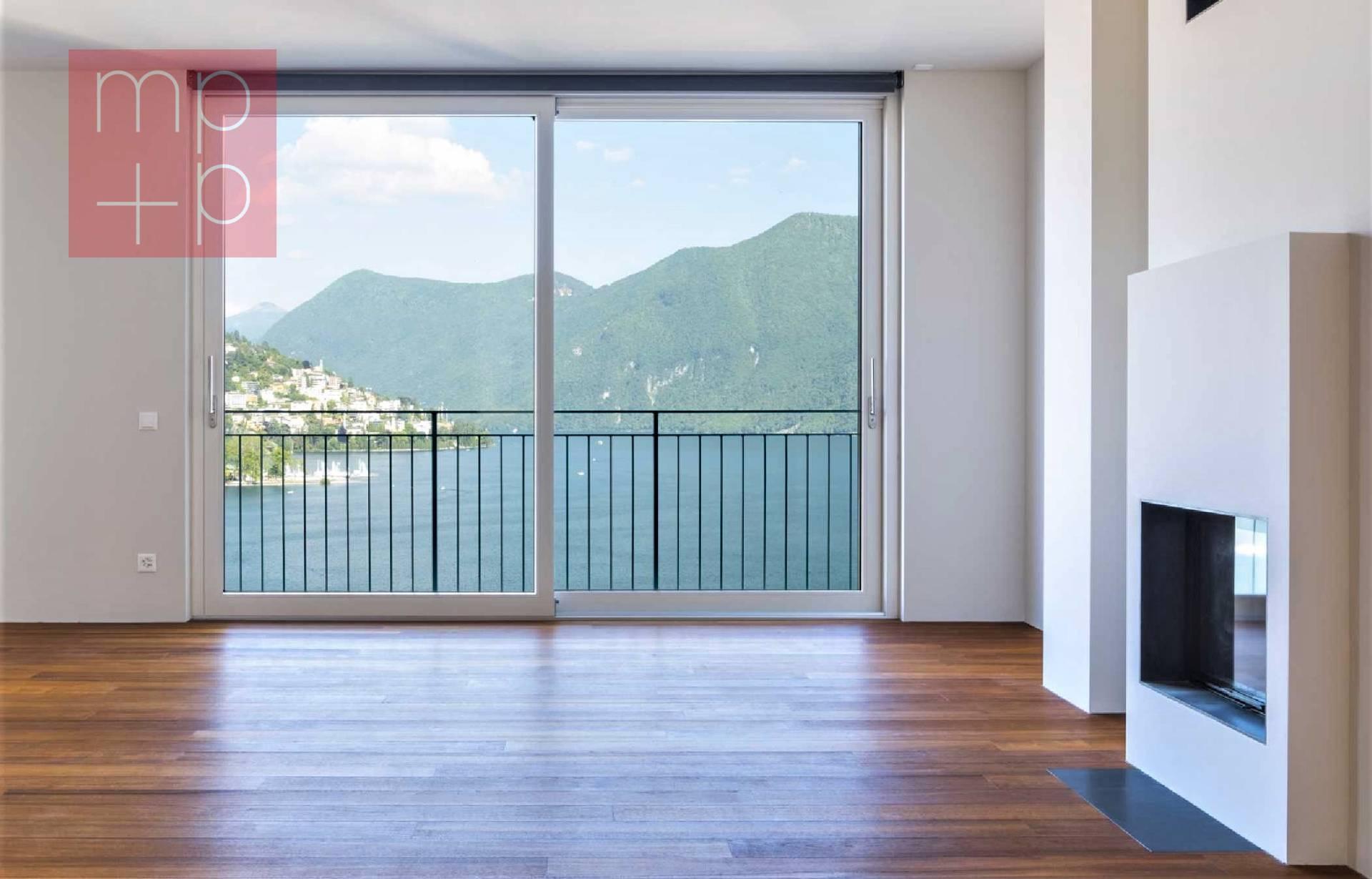 Affitto: appartamento con vista lago