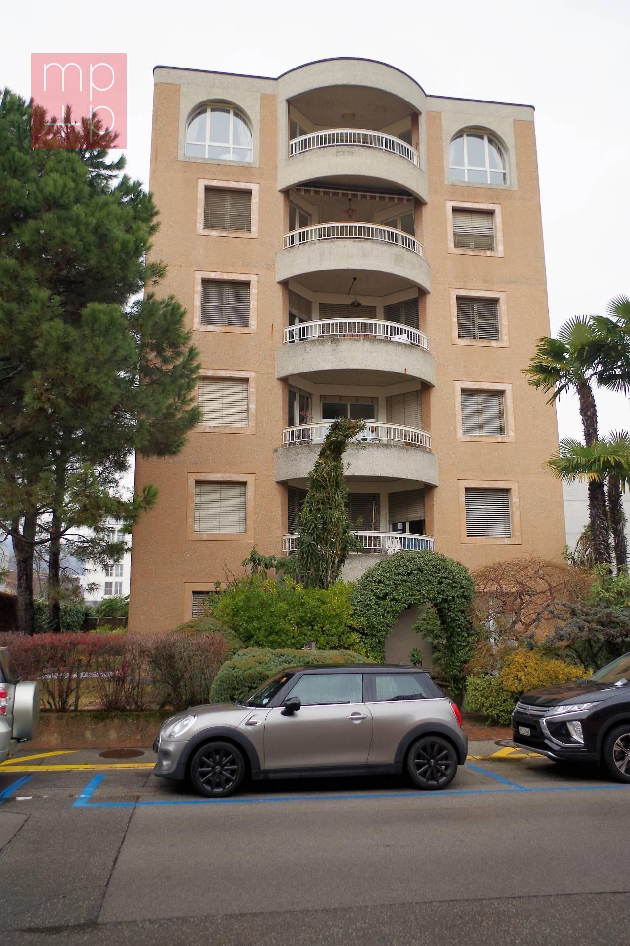 Appartamento in Affitto a Lugano
