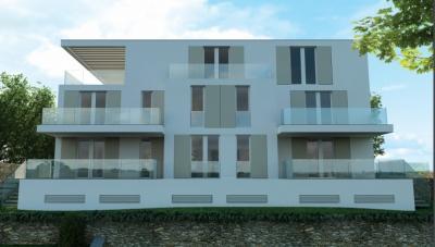 Appartamento con Giardino in Vendita a BREGANZONA