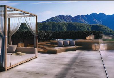 Wohnung mit Garten zu Verkaufen in Melide