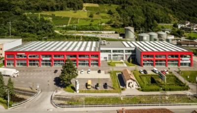 Commercial Building for Rent/Sale in Bironico