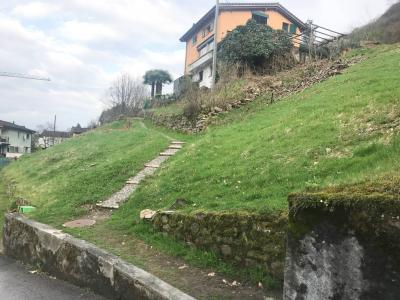 Residential Building Ground for Sale in Piazzogna