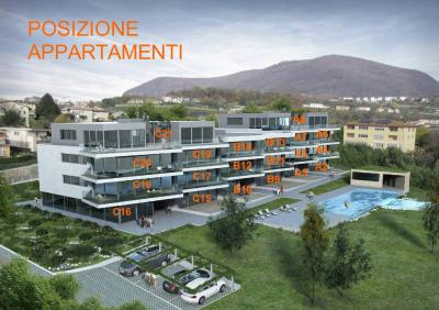 Apartment for Sale in Morbio Inferiore