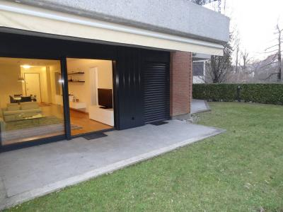Appartamento con giardino in Vendita a Sorengo