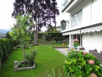 Apartment with Garden for Sale in Viganello