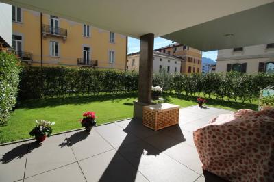 Appartamento con Giardino in Vendita a Lugano