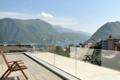 Attico / Penthouse in Vendita a Massagno