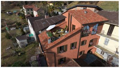 Duble house / Villa for Sale in Monteggio