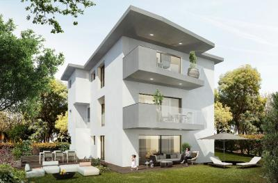 Apartment with Garden for Sale in BREGANZONA