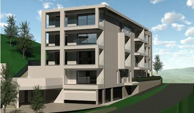 Neue Residenz zu Verkaufen in Capriasca