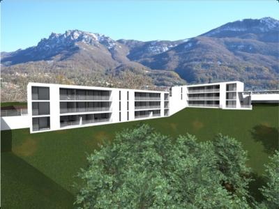 Neue Residenz zu Verkaufen in Sonvico