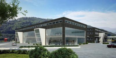 Ufficio in Vendita a Arbedo-Castione