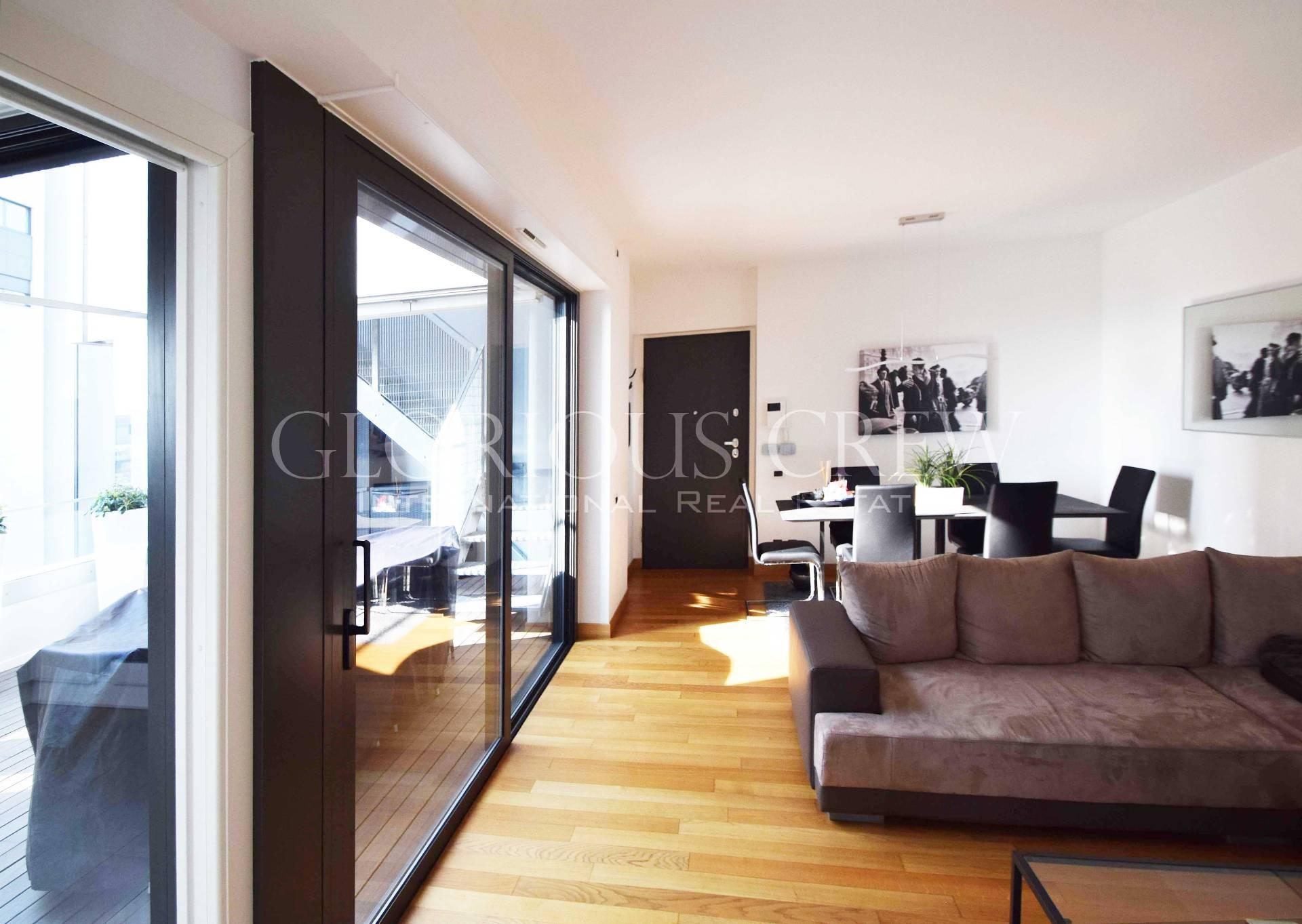vendita appartamento milano fiera  550000 euro  2 locali  101 mq