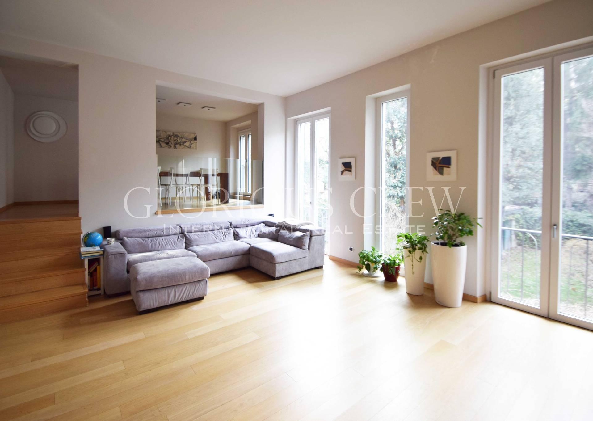 Villa in vendita a Milano in Via Filippo Caronti