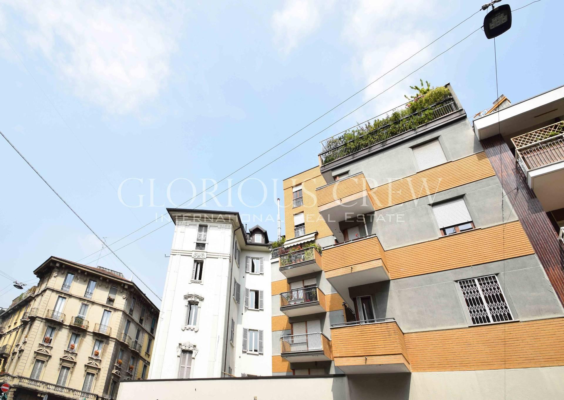 affitto appartamento milano p.ta venezia  1650 euro  3 locali  94 mq