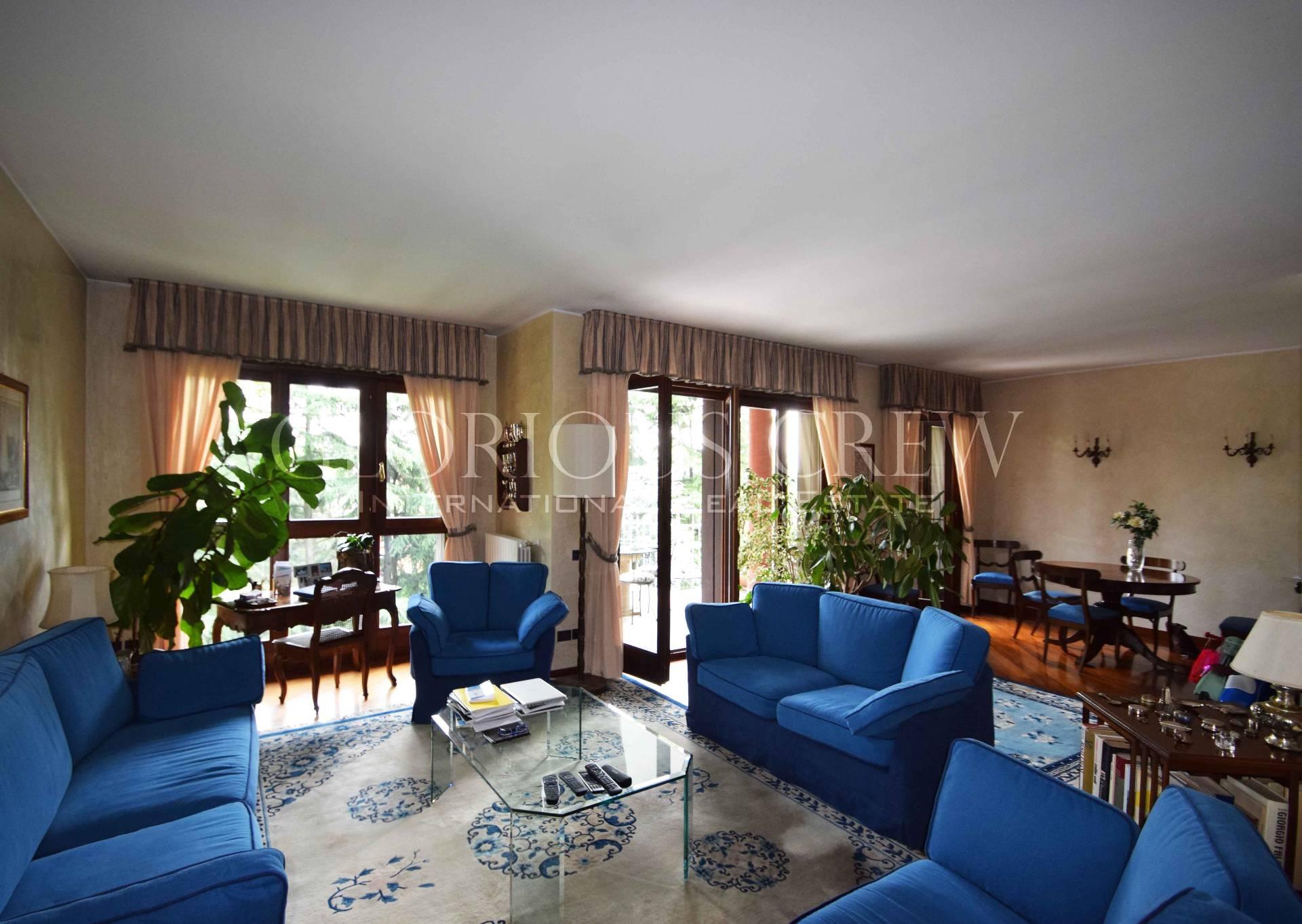 vendita appartamento milano s. siro  820000 euro  4 locali  190 mq
