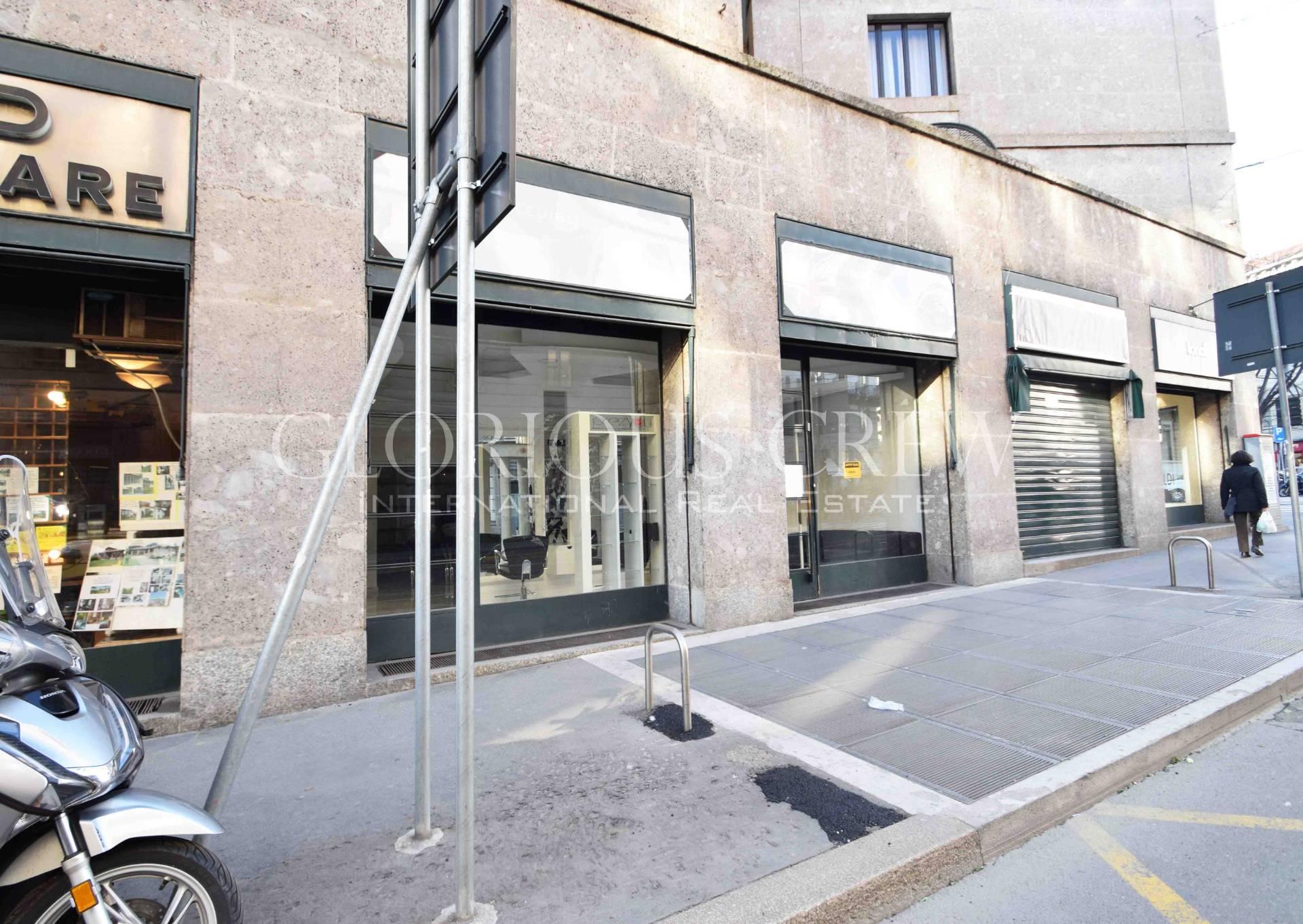 NEGOZIO in Affitto a Centro Storico, Milano (MILANO)