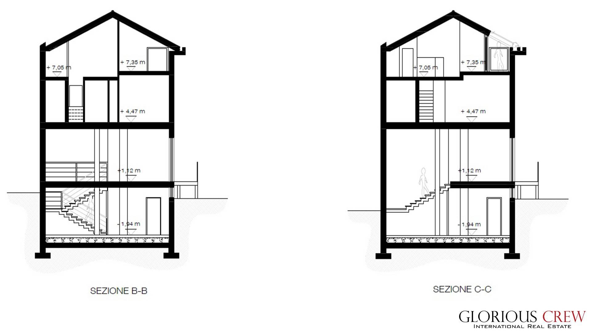 Studio/Ufficio,Via Giulini - The Real Estates Company