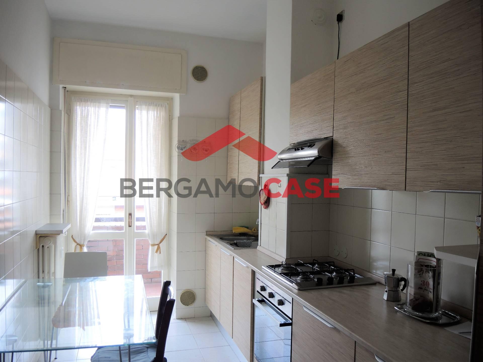 vendita appartamento bergamo loreto  195000 euro  3 locali  110 mq