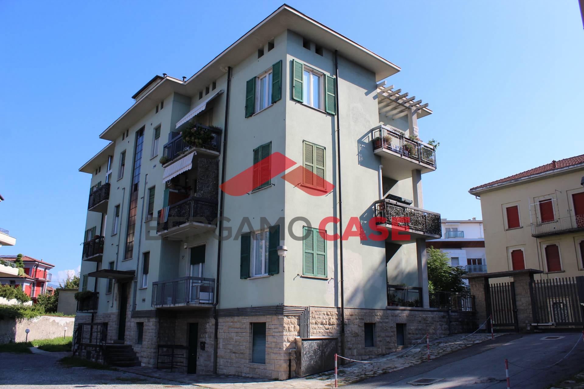 vendita appartamento bergamo borgo palazzo media  80000 euro  2 locali  60 mq