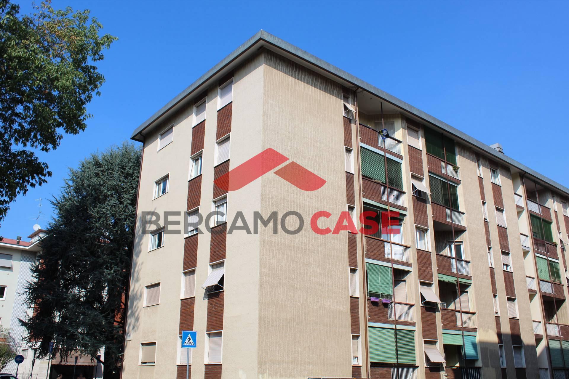 vendita appartamento bergamo loreto  175000 euro  3 locali  110 mq