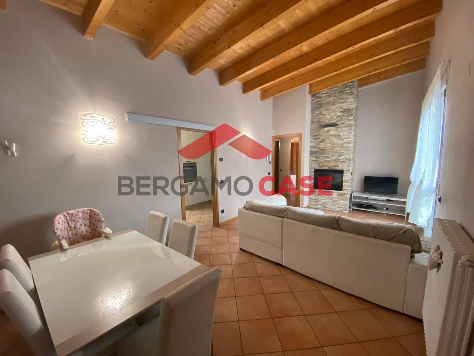 Appartamento in vendita a Scanzorosciate, 3 locali, prezzo € 149.000 | CambioCasa.it