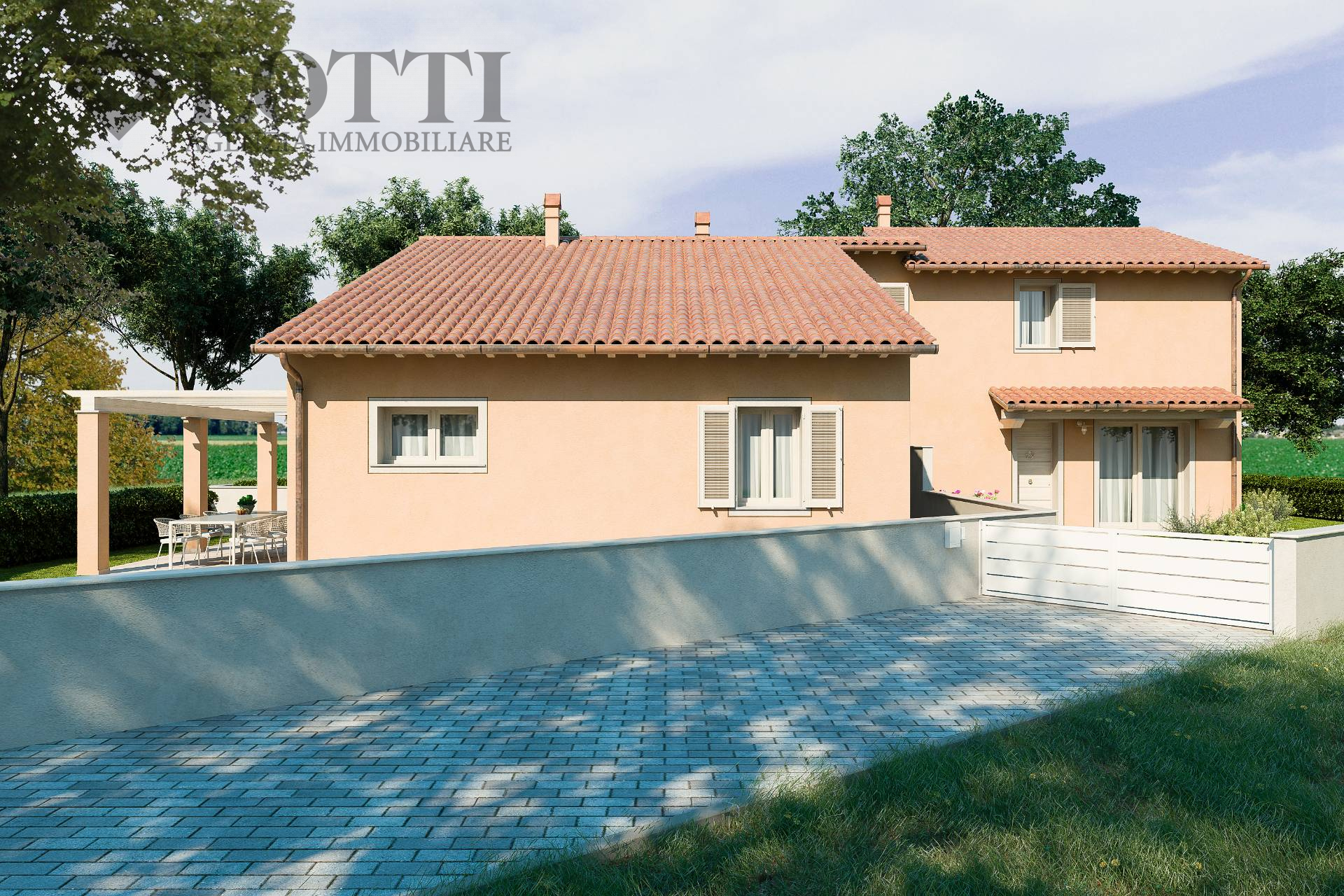 Terraced house for sale, ref. 481-A