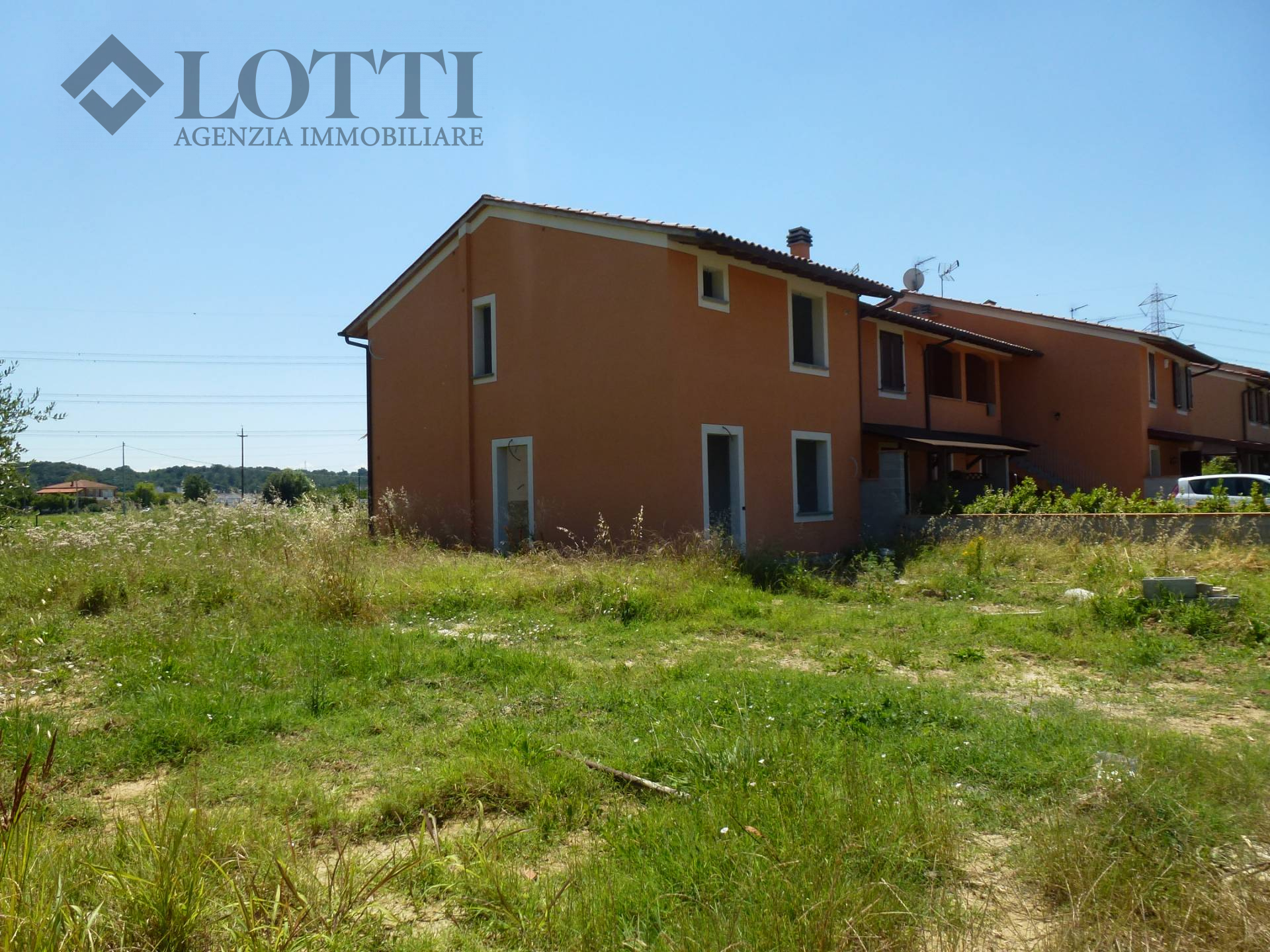Terraced house for sale in Calcinaia (PI)