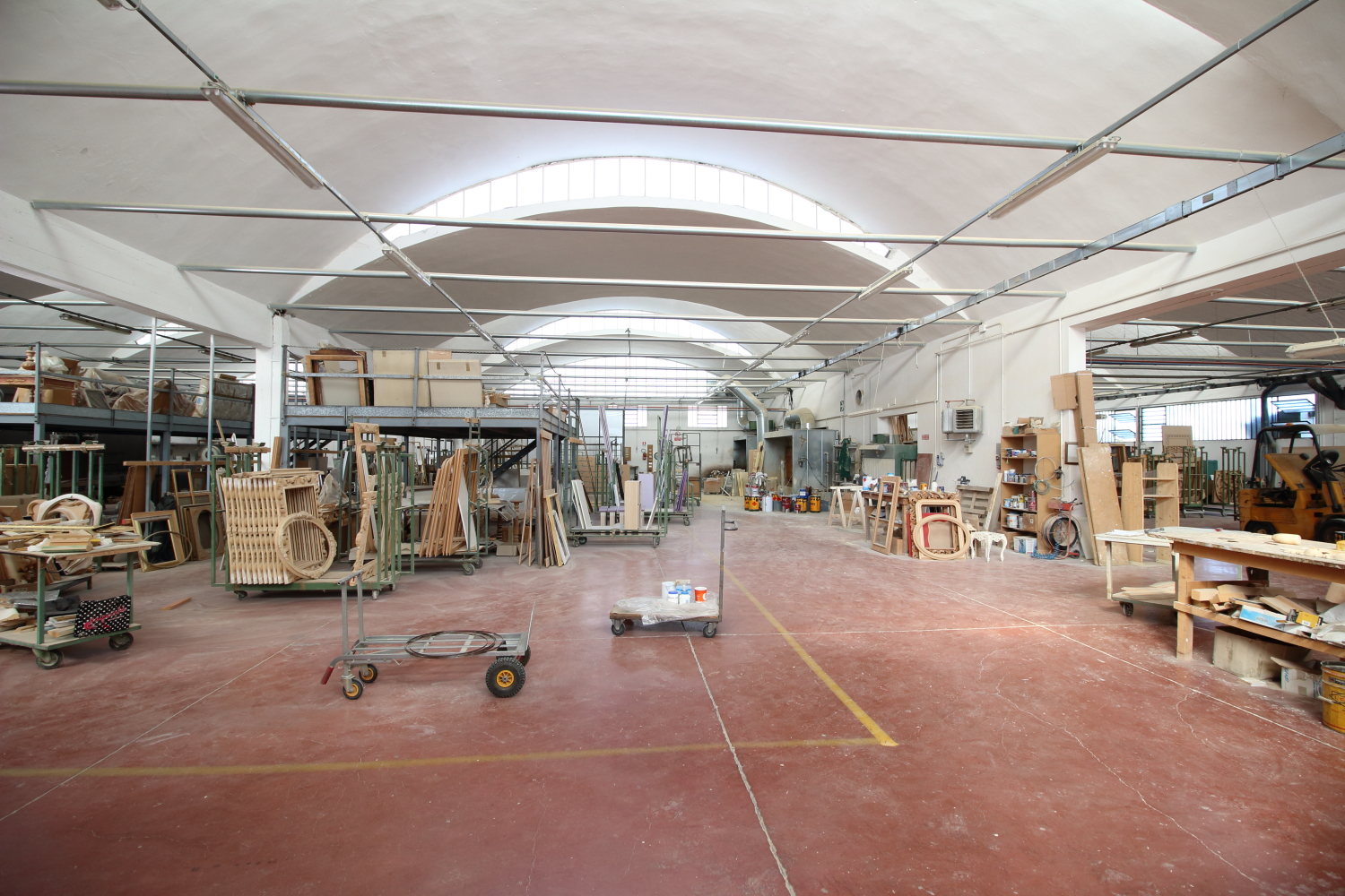 Capannone industriale in affitto, rif. 583-A