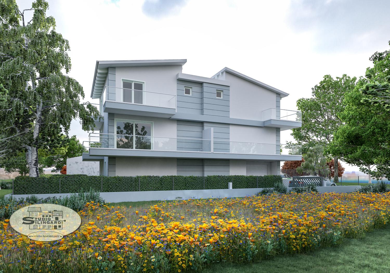 Villa a Schiera in vendita a Castelnuovo Rangone, 8 locali, zona Zona: Montale, prezzo € 470.000 | CambioCasa.it