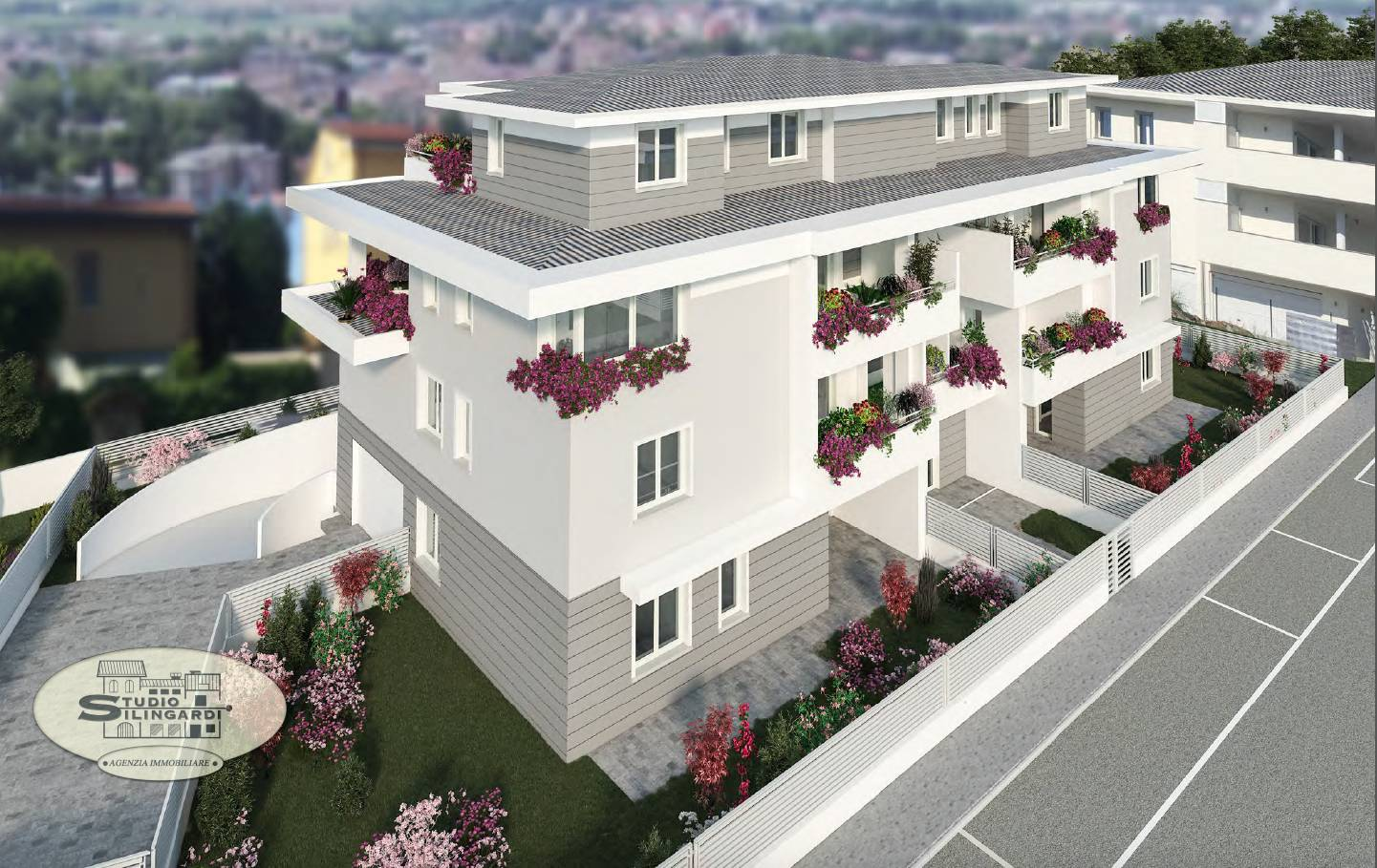 Foto 1 di Appartamento Zona via San Giacomo, Formigine