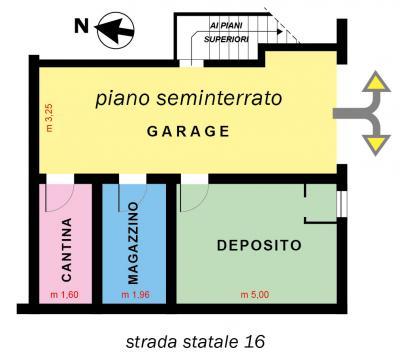 Garage in Vendita a Cupra Marittima